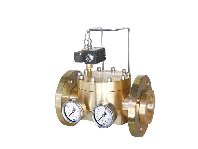 WITT Domeloaded pressure regulator 757LE/S with proportional valve