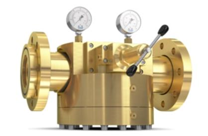 767LE/S Hochleistungs-Domdruckregler mit Steuerdruckregler