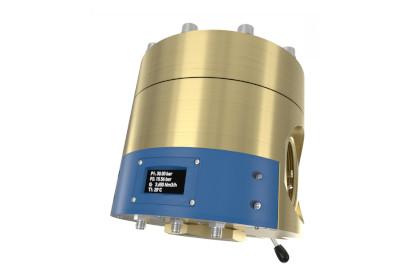 Hochleistungs-Domdruckregler für die vernetzte Fertigung